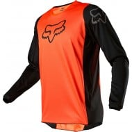 CAMISETA INFANTIL FOX 180 PRIX 2020 COLOR NARANJA FLUOR
