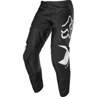 OFFER FOX YOUTH 180 PRIX PANT 2020 BLACK / WHITE COLOUR