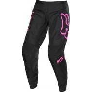 OFFER FOX YOUTH GIRLS 180 PRIX PANT 2020 BLACK/PINK COLOUR