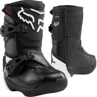 FOX YOUTH COMP K BOOT BLACK COLOUR