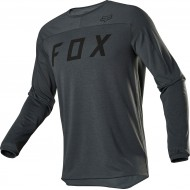 CAMISETA FOX LEGION DR POXY 2020 COLOR NEGRO
