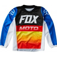 FOX KIDS 180 FYCE JERSEY 2020 BLUE/RED COLOUR