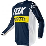 OFFER FOX YOUTH 180 FYCE JERSEY 2020 NAVY COLOUR