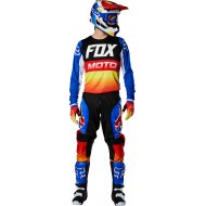OFFER COMBO YOUTH FOX 180 FYCE 2020 BLUE/RED COLOUR