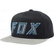 OFFER FOX YOUTH POSESHORT SLEEVEED SNAPBACK GREY COLOUR