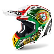 OFFER AIROH HELMET AVIATOR 2.3 AMS2 LIMITED EDITION SIX DAYS 2020 PORTUGAL