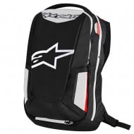 ALPINESTARS CITY HUNTER BACKPACK BLACK / WHITE / RED COLOUR
