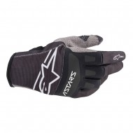 OUTLET GUANTES ALPINESTARS TECHSTAR 2020 COLOR NEGRO / BLANCO
