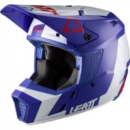 OUTLET CASCO LEATT GPX 3.5 V20.1 2020 COLOR AZUL ROYAL