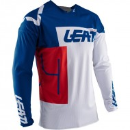 OUTLET CAMISETA LEATT GPX 4.5 LITE 2020 COLOR AZUL ROYAL