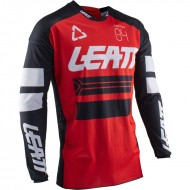 CAMISETA LEATT GPX 4.5 X-FLOW 2020 COLOR ROJO