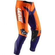 PANTALÓN INFANTIL LEATT GPX 3.5 JR 2020 COLOR NARANJA