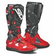 SIDI CROSSFIRE 3 BOOTS RED / BLACK