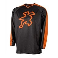 OUTLET CAMISETA TRIAL HEBO BAGGY II NARANJA