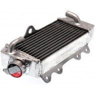 OFFER TECNIUM STANDARD ALUMINIUM RADIATOR LEFT SIDE SUZUKI RM 250 (2001-2008)