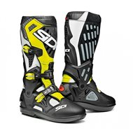 SIDI ATOJO SRS BLACK/WHITE/FLUOR YELLOW