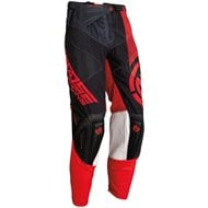 MOOSE PANT SAHARA 2020 COLOR RED / BLACK