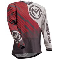 CAMISETA QUALIFER 2020 COLOR ROJO / GRIS