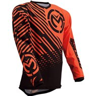 CAMISETA QUALIFER 2020 COLOR NEGRO / NARANJA