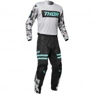 OUTLET COMBO THOR PULSE AIR FIRE 2020 COLOR GRIS CLARO / NEGRO