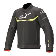 ALPINESTARS T-SPS AIR JACKET COLOR BLACK/FLUOR