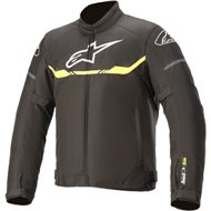 ALPINESTARS T-SPS WATERPROOF JACKET COLOR BLACK/FLUOR