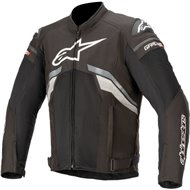 ALPINESTARS T-GP+R V3 AIR JACKET COLOR BLACK/WHITE