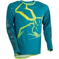 CAMISETA MOOSE AGROID 2020 COLOR VERDE / AGUA