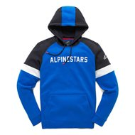 OFFER ALPINESTARS LEADER FLEECE BRIGHT BLUE COLOUR
