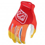 OFFER TROY LEE GLOVES 2020 AIR JET RED / YELLOW