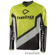 OFFER JERSEY HEBO TRIAL PRO 2018 COLOR LIME