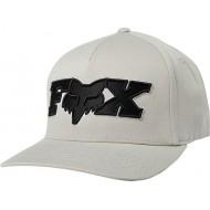 FOX ELLIPSOID FLEXFIT HAT GREY / BLACK COLOUR