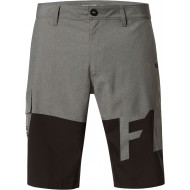 OUTLET PANTALONES CORTOS FOX ESSEX TECH PRINT COLOR GRAFITO JASPEADO