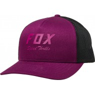 GORRA MUJER FOX SPEED THRILLS COLOR MORADO OSCURO