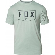 CAMISETA TÉCNICA FOX SHIELD COLOR EUCALIPTO