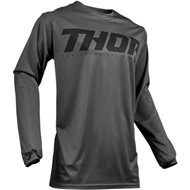 OFFER THOR PULSE SMOKE OFFROAD JERSEY 2020 SMOKE COLOUR (SIZE M)