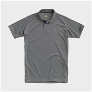 POLO HUSQVARNA ORIGIN COLOR GRIS