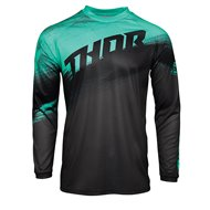 THOR SECTOR VAPOR JERSEY 2021 MINT / CHARCOAL COLOUR