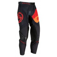 MOOSE SAHARA PANT 2021 BLACK / ORANGE / RED COLOUR