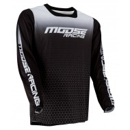MOOSE M1 JERSEY 2021 BLACK / WHITE COLOUR
