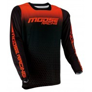 MOOSE M1 JERSEY 2021 ORANGE / BLACK COLOUR