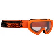 GAFAS INFANTILES MOOSE QUALIFIER AGROID 2021 COLOR NARANJA