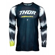 THOR PULSE AIR RAD JERSEY 2021 MIDNIGHT / WHITE COLOUR