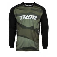 THOR TERRAIN OFF-ROAD JERSEY 2021 CAMO COLOUR