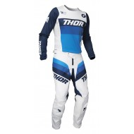 YOUTH COMBO THOR PULSE RACER 2021 WHITE / NAVY