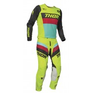 YOUTH COMBO THOR PULSE RACER 2021 ACID / BLACK COLOUR