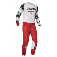 COMBO INFANTIL THOR PULSE AIR RAD 2021 COLOR BLANCO / ROJO