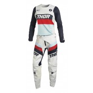 COMBO MUJER THOR PULSE RACER 2021 COLOR BLANCO VINTAGE / MEDIANOCHE