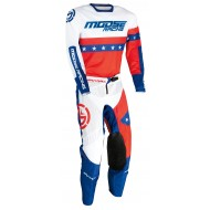 COMBO MOOSE SAHARA 2021 RED / WHITE / BLUE COLOUR