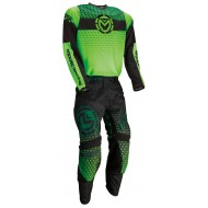 COMBO MOOSE QUALIFIER 2021 COLOR VERDE / NEGRO